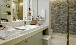 Banheiro - Apartamento 316 Sul
