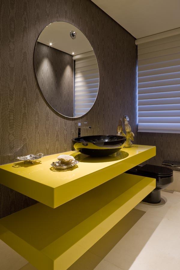 Banheiro -  Residência QI15 - Lago Sul