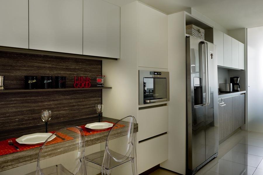 Cozinha -  Apartamento 110 Noroeste