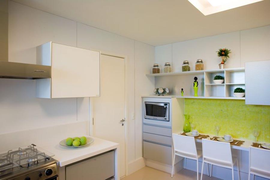 Cozinha - Apartamento Barra da Tijuca - RJ