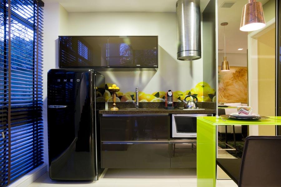 Cozinha - Apto. Casa Cor 2011