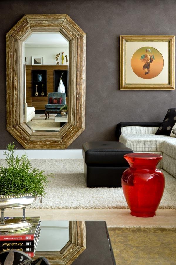 Detalhe Home - Apartamento 316 Sul
