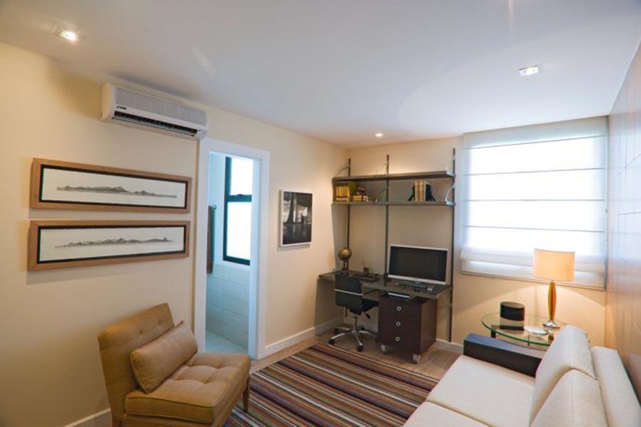 Escritório - Apartamento Barra da Tijuca - RJ