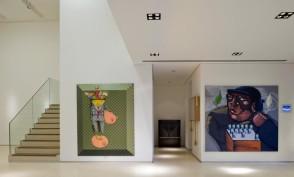 Galeria de arte - Residência QI15 - Lago Sul