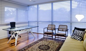 Home Office -  Residência QI15 - Lago Sul