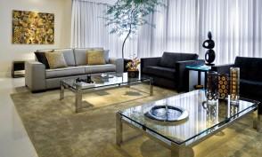 Living - Apartamento 213 Norte