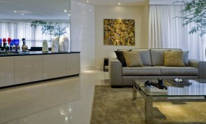 Living - Apartamento 213 Norte