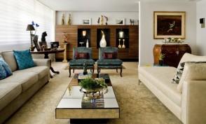 Living - Apartamento 316 Sul