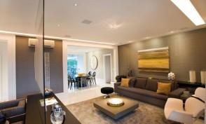 Living - Apartamento Barra da Tijuca - RJ