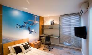 Quarto 01 - Apartamento Barra da Tijuca - RJ