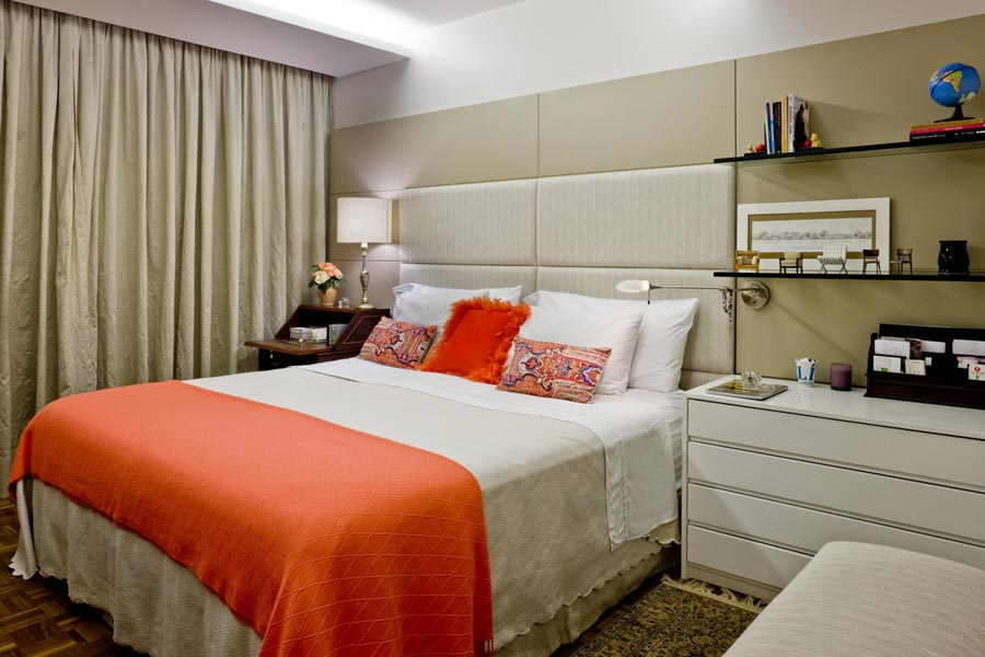 Quarto - Apartamento 316 Sul