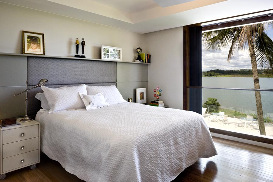 Quarto -  Residência QL14 - Lago Sul