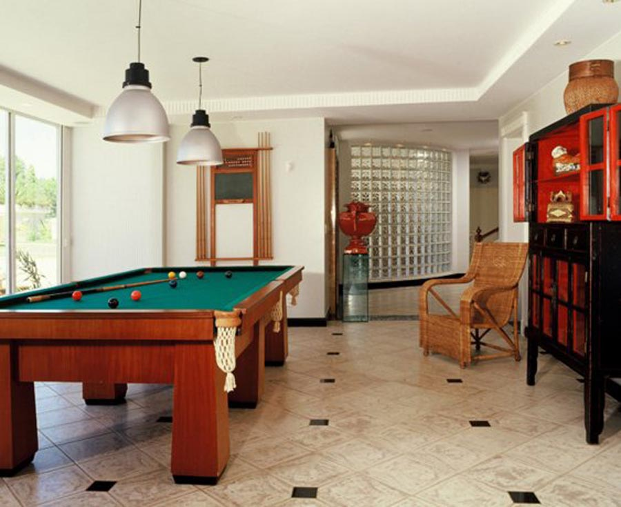 Salão de jogos -  Residência QL14 - Lago Sul
